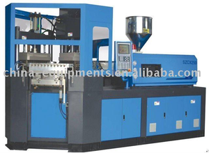 One Step Plastic Bottle Making Machine