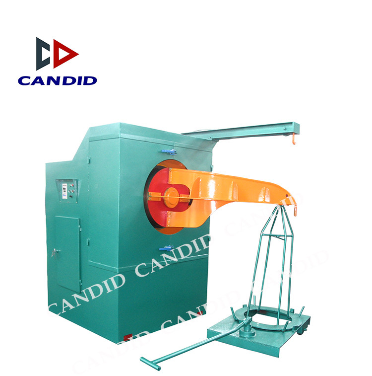 Wire Drawing Discharging Machine