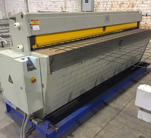 Welded Mesh Bending Machine